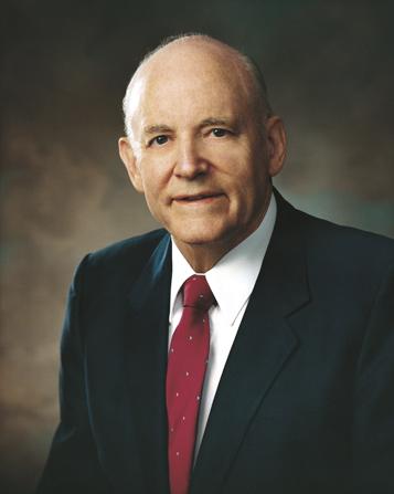 President Howard W. Hunter in 1994