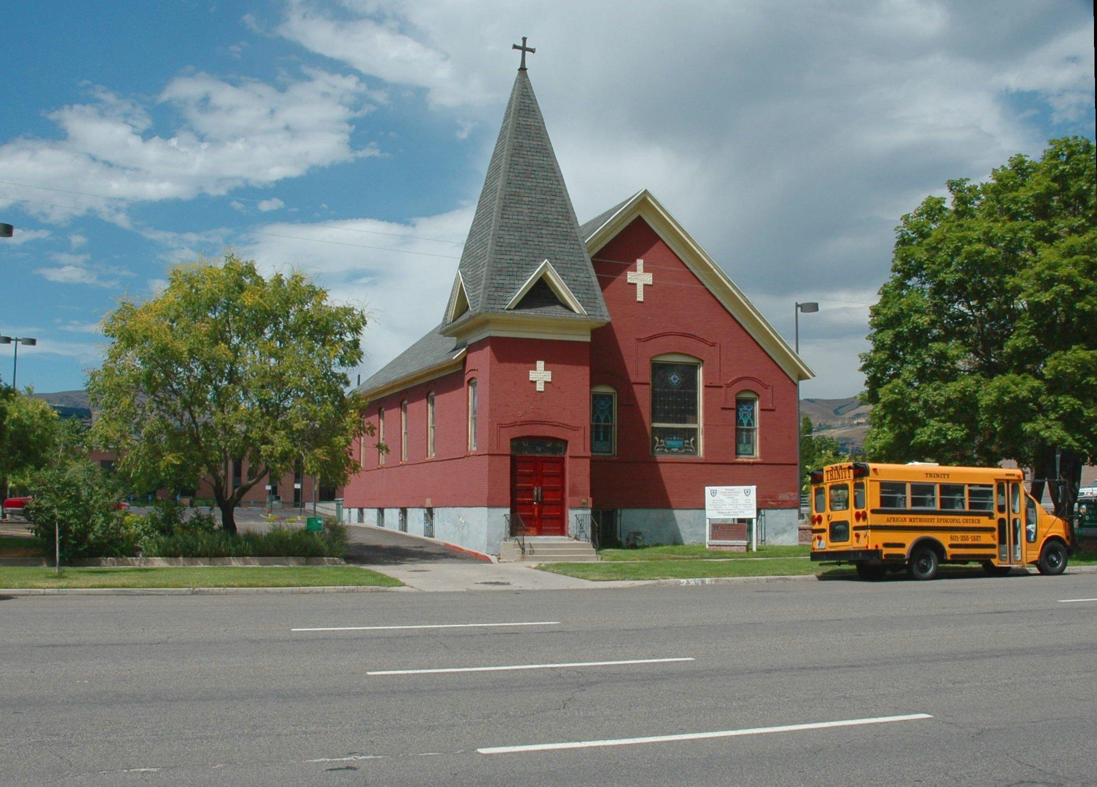 Trinity A.M.E. Church Building