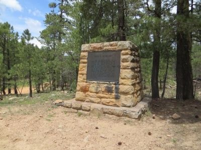 Battle of Big Dry Wash monument