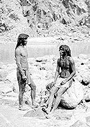 1871 photo of Mohave Indians