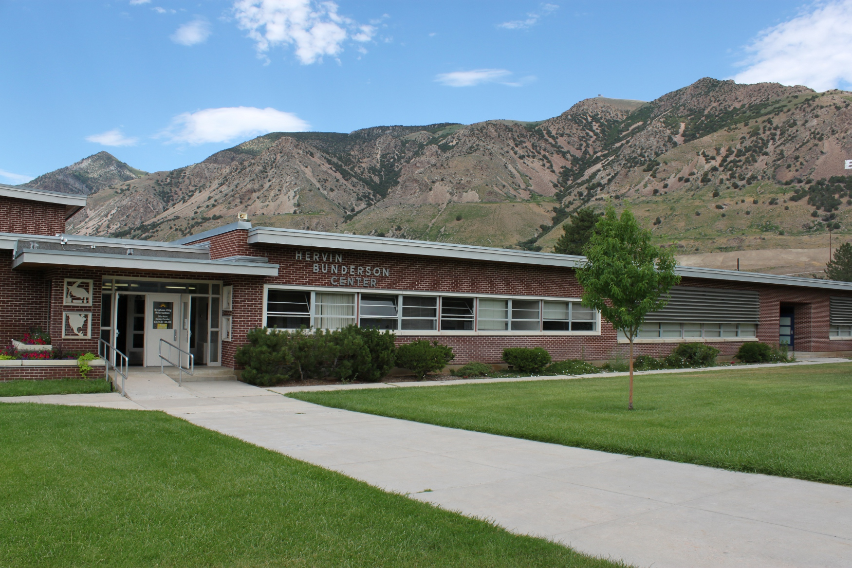 The Box Elder Museum opened in 2009 in the King Building.
