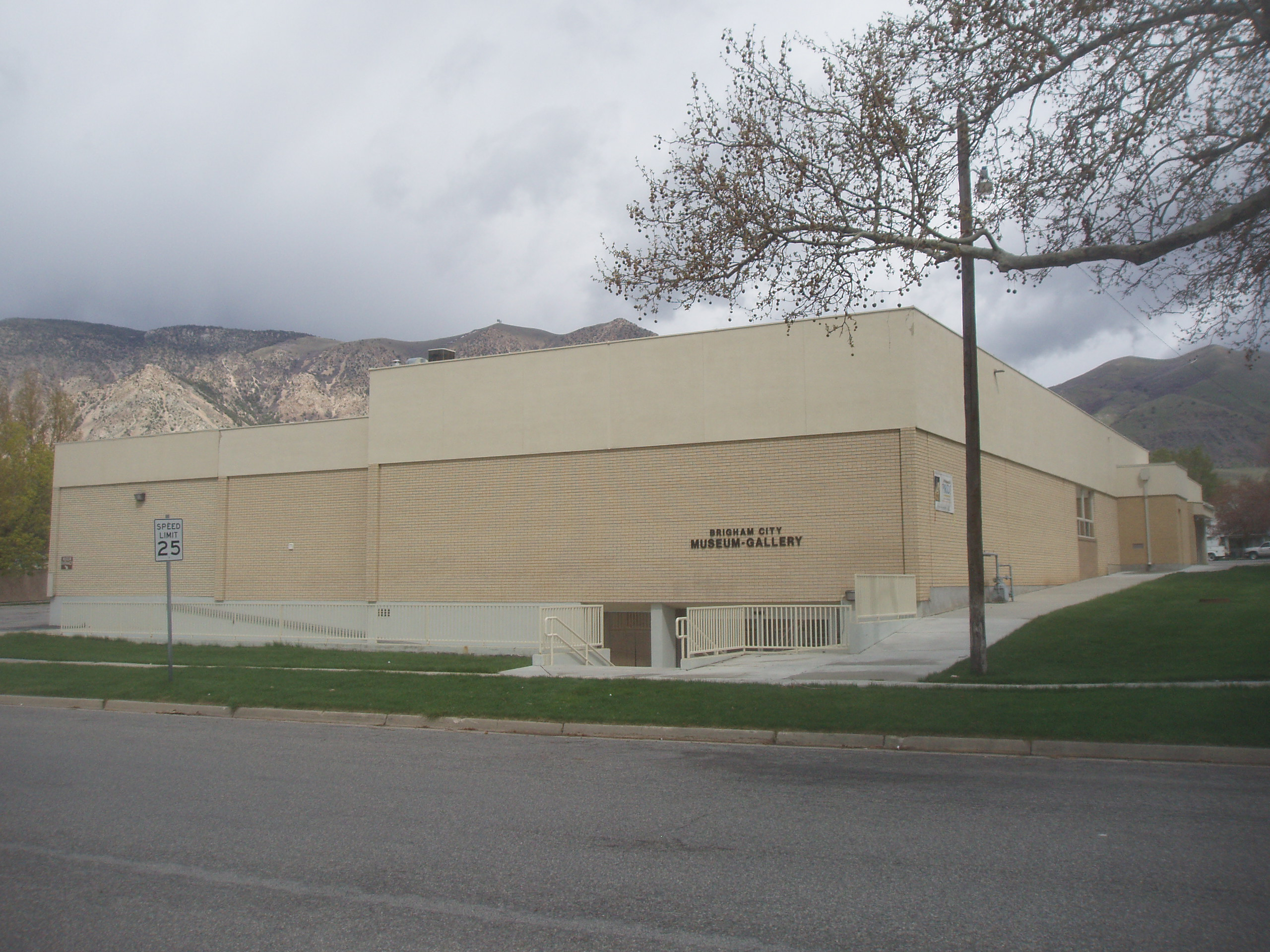 The Brigham City Museum of Art & History preserves this history of the city through its exhibits, collections, and artwork.