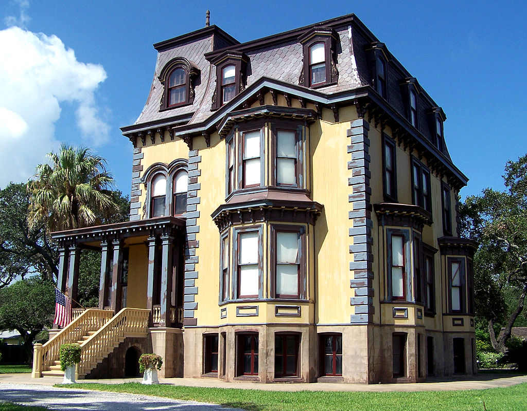 """""""Fulton mansion 2006"""" by Larry D. Moore. Licensed under CC BY-SA 3.0 via Wikimedia Commons - https://commons.wikimedia.org/wiki/File:Fulton_mansion_2006.jpg#/media/File:Fulton_mansion_2006.jpg"""