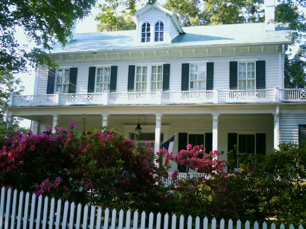 The Main Maplecroft House