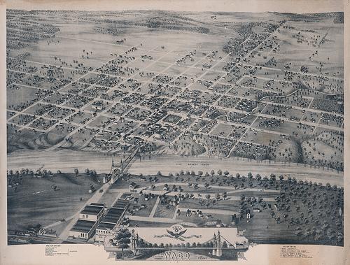 Waco in 1873
