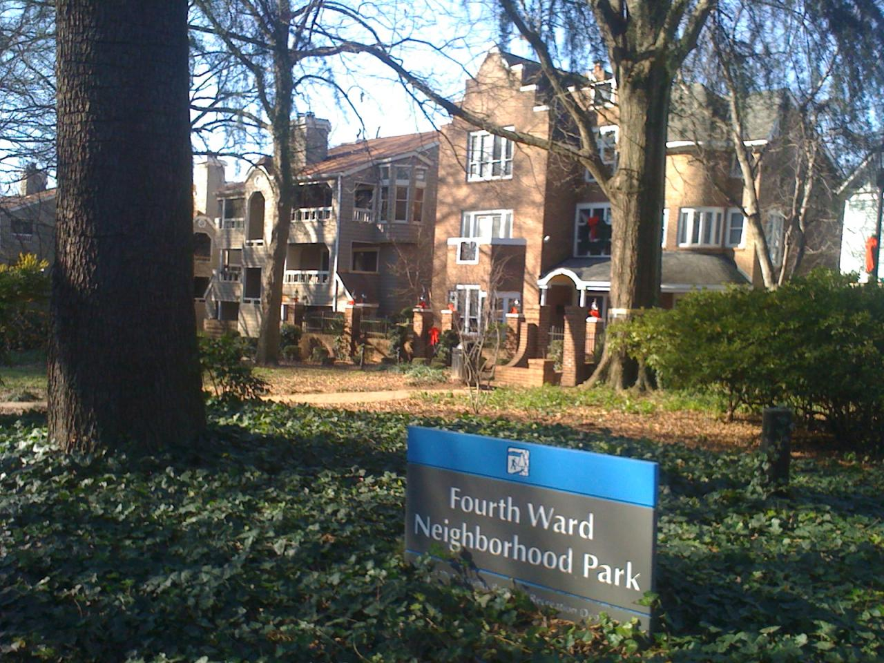 Fourth Ward Neighborhood Park
