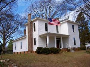 Dowd House Exterior