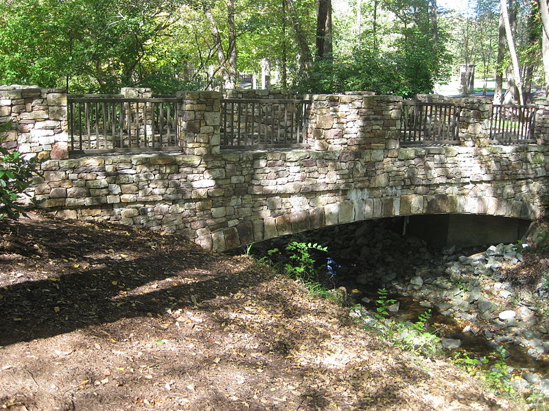 The Tanger Family Bridge.