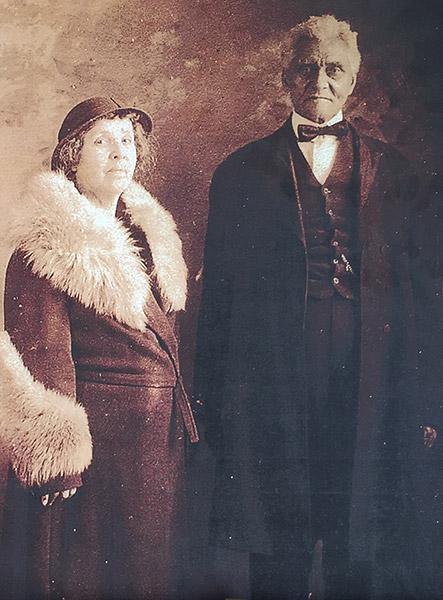 Josephine and Samuel Pankey, circa 1930s