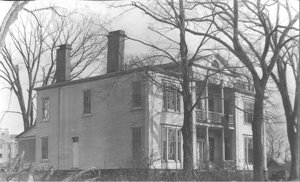 House pre-auction