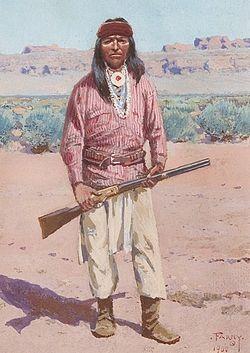 Apache Warrior by William F. Farney