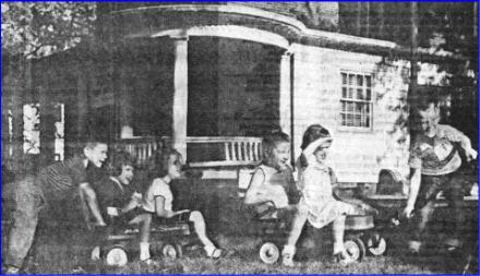 Kiwanis Day Care Nursery circa 1930