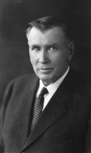 Tempe Normal School/ASU President Arthur John Matthews (1900-1904,1904-1930). Courtesy of ASU