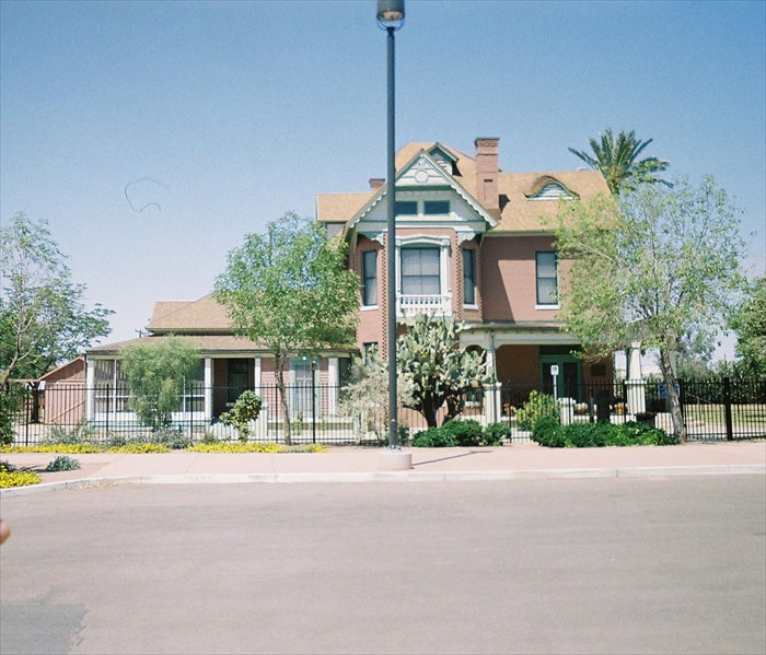 Niels Petersen House as it looks today