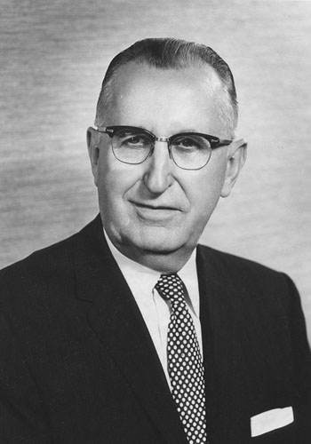 ASU President Henry Grady Gammage 1933-1959. Courtesy of ASU