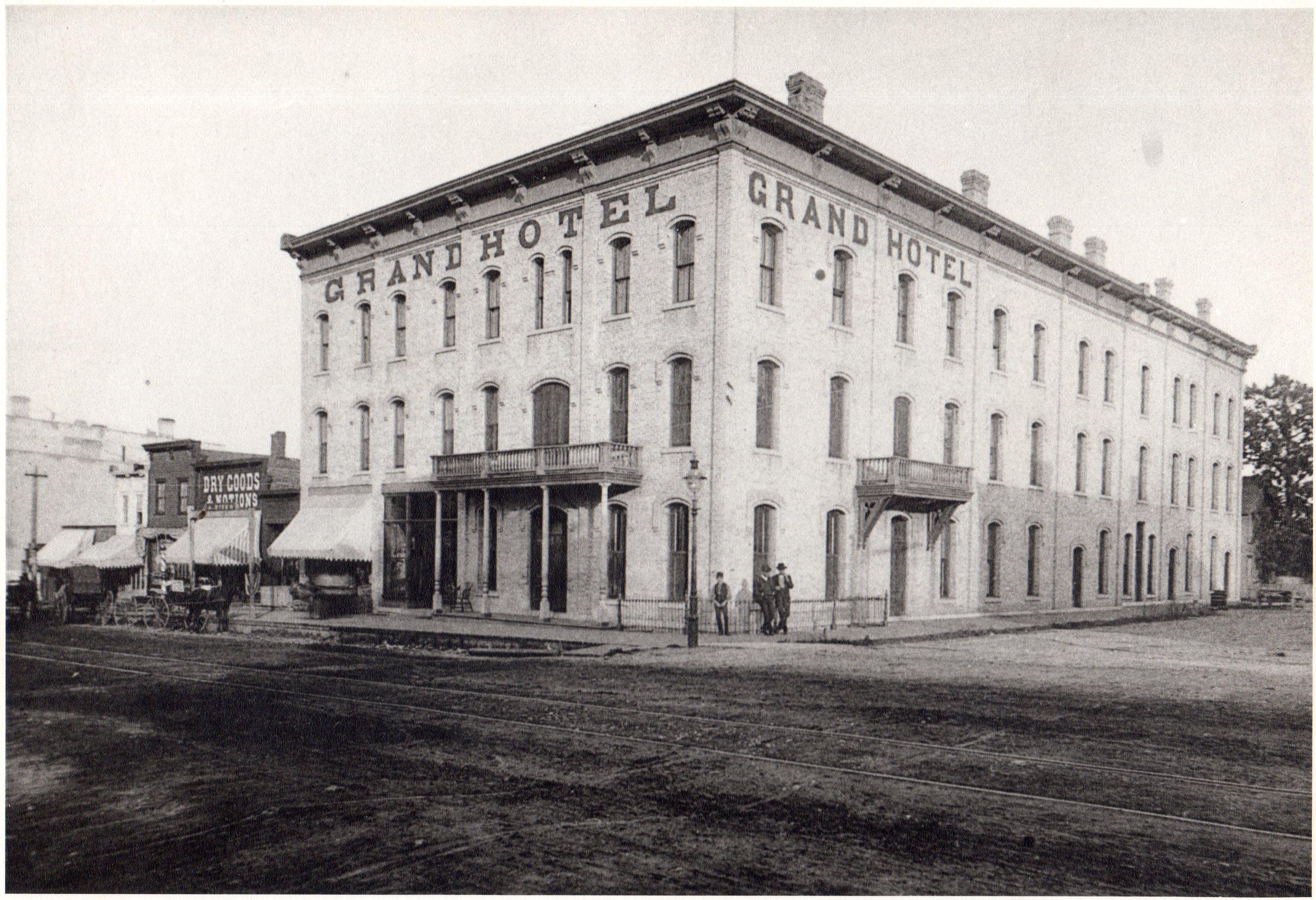 Grand Hotel c. 1888