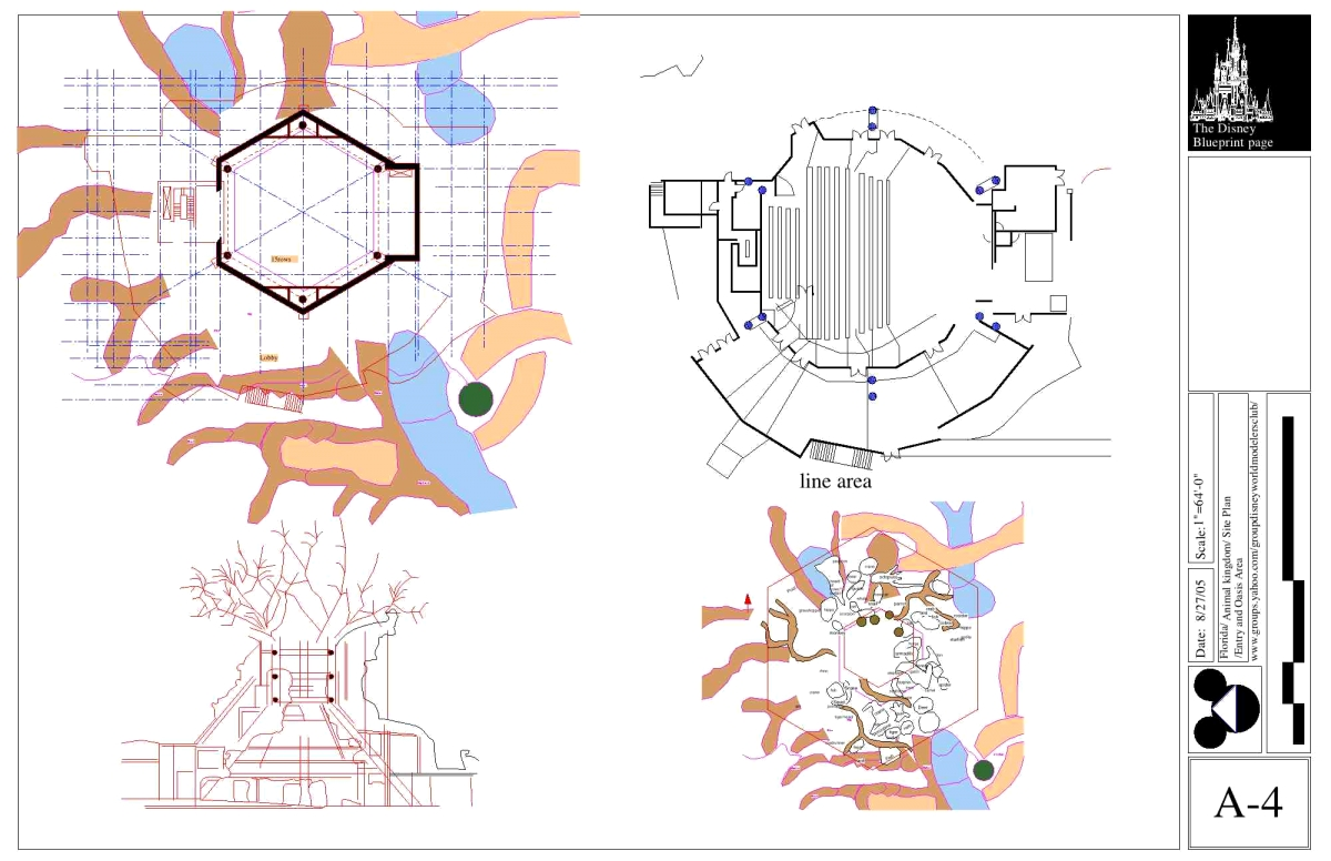 Tree Of Life Blueprints