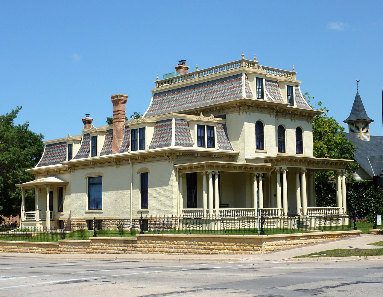 The Hubbard House Museum