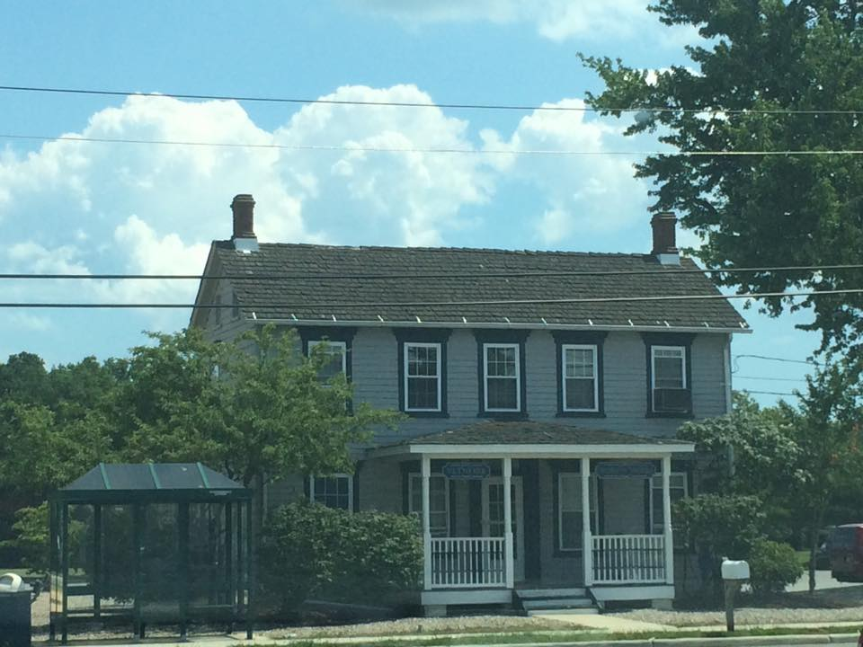 The Worden House on Route 9 in Lacey