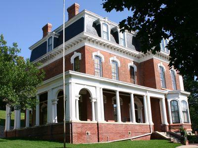 Grenville M. Dodge House