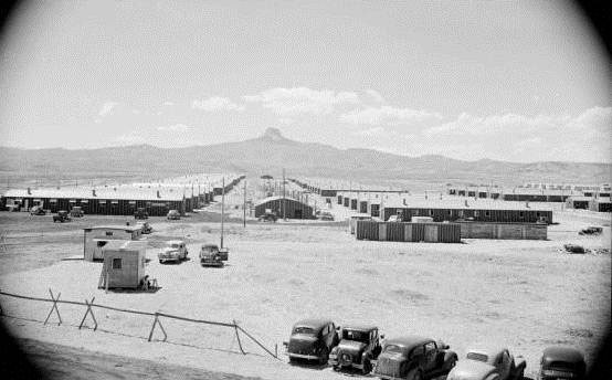 Heart Mountain Relocation Center