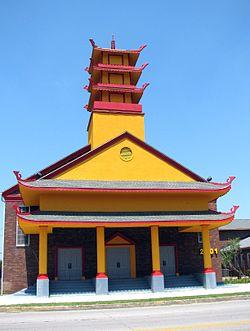 Chua Buu Mon Buddhist Temple