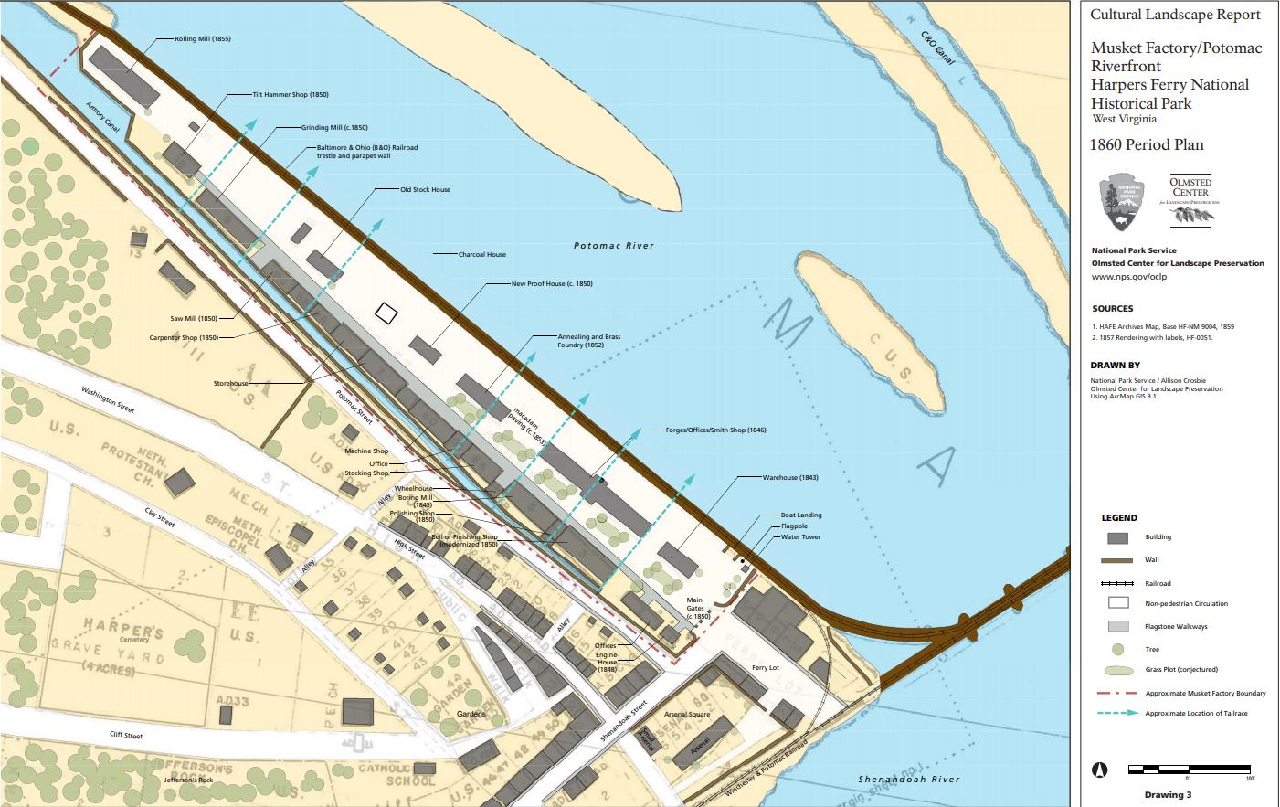 Ecoregion, Infrastructure, Map, Land lot