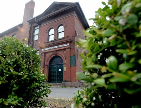 The Museum was built in 1893 and is located at 69 S. Franklin Street