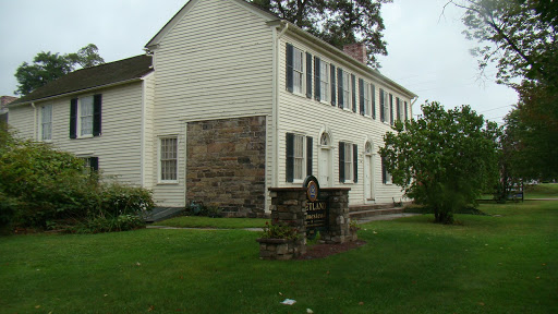 This historic home is operated as a house museum by the Luzerne County Historical Society