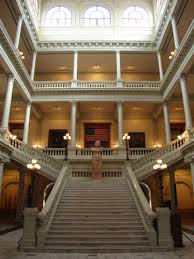 Interior-- Georgia Capitol
