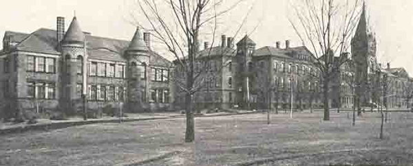 Fort Wayne State School for Feeble Minded Youth, which provided the majority of sterilizations