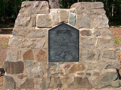 McIntyre Historical Site Monument