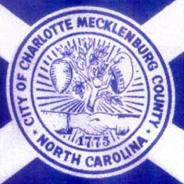 City of Charlotte Seal with the Official Beehive