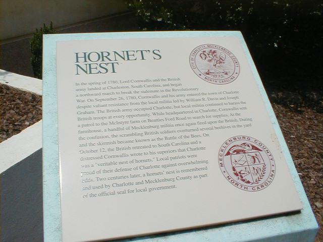 Interpretive Sign at the McIntyre Historical Site