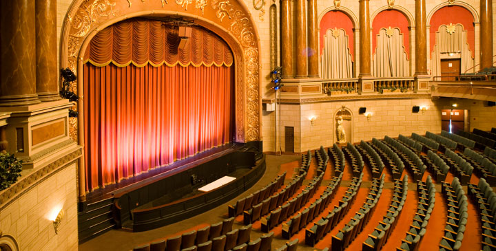 Carolina Theatre Interior
