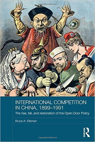 "Learn more about the long history of the US Navy's ""Open Door Policy"" in China. Bruce A. Elleman, International Competition in China, 1899-1991: The Rise, Fall, and Restoration of the Open Door Policy"
