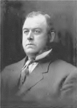 undated photo of John P. Cahoon