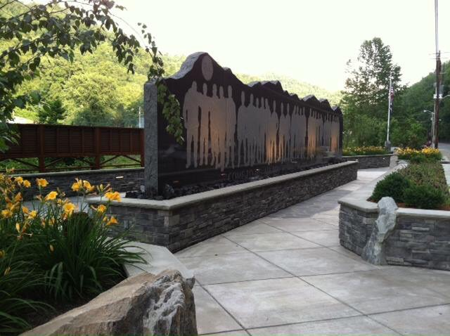 UBB Miners Memorial