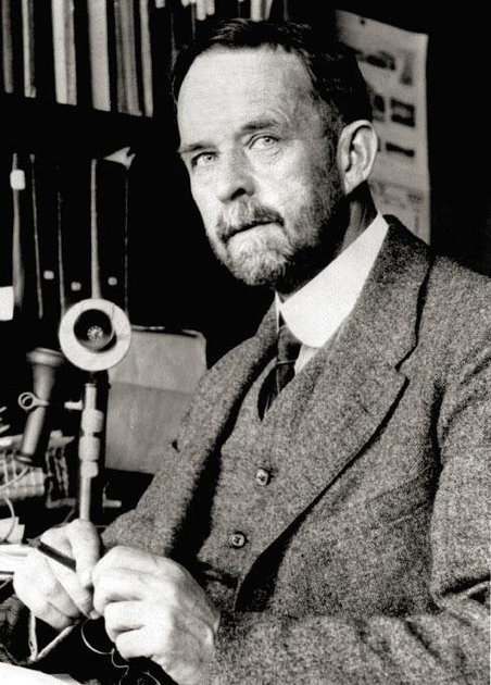 Dr. Thomas Hunt Morgan