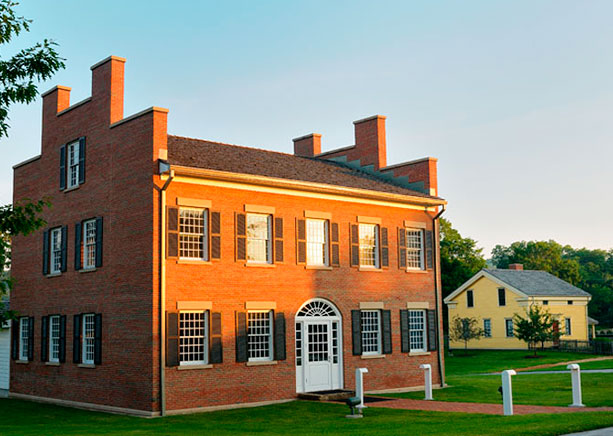 John Johnson Inn and Resource Center
