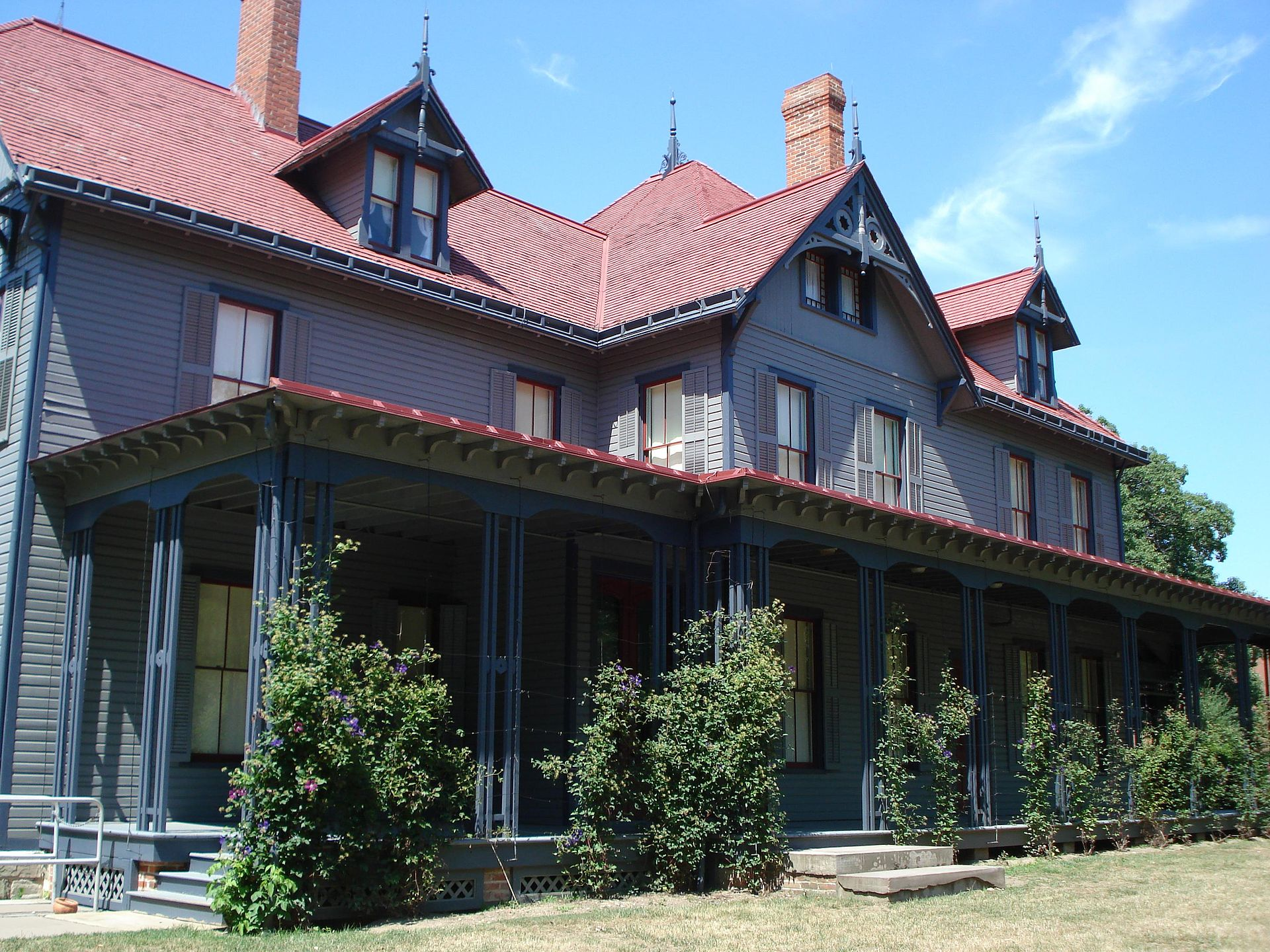 Garfield's Mentor Home as it looks today