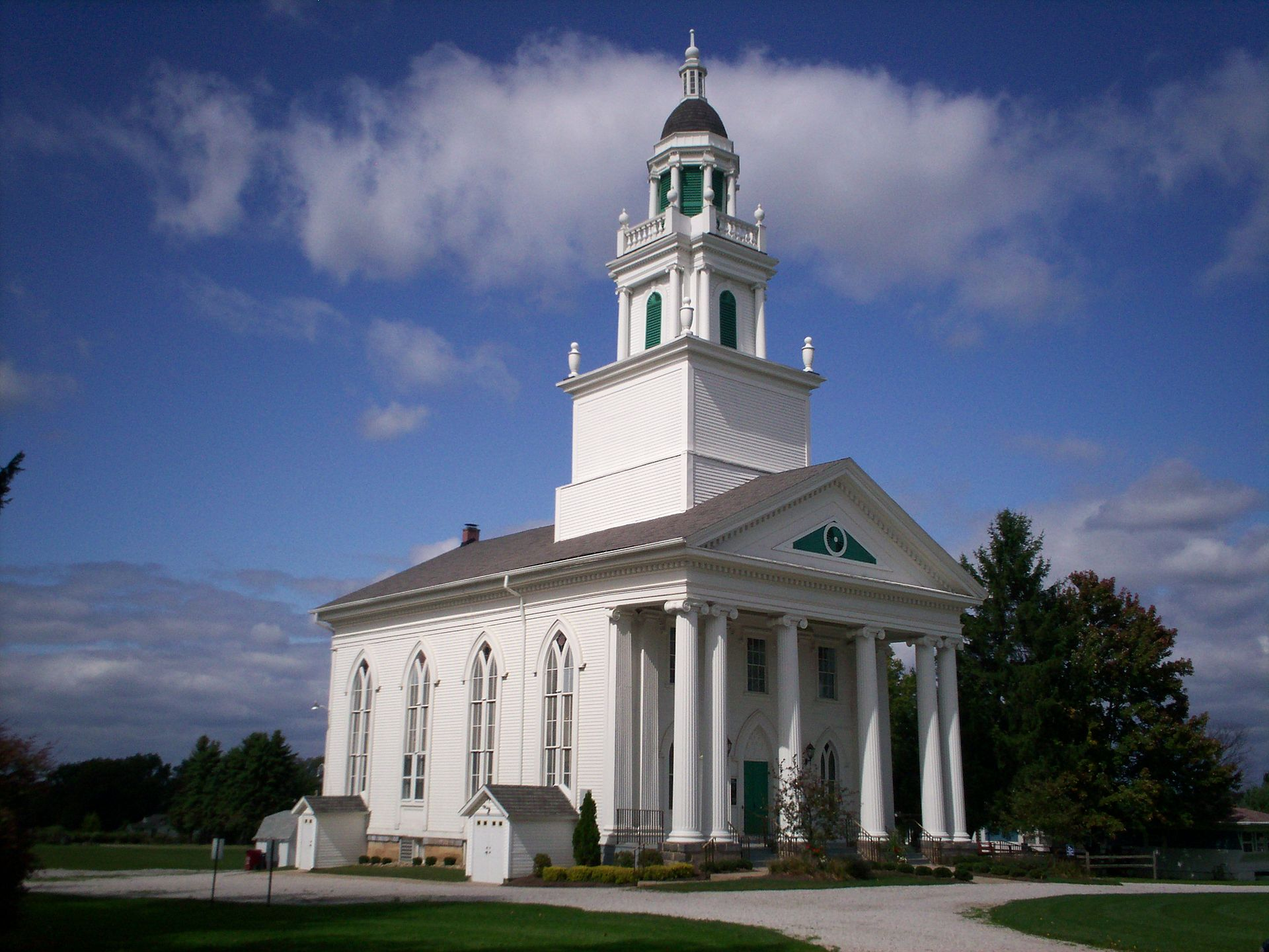 Atwater Congregational as it looks today