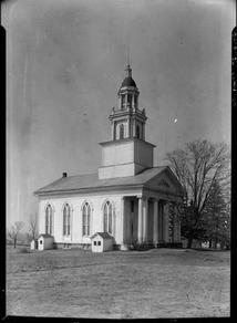 Atwater Congregational in 1921