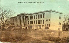 Merrill Hall in 1913
