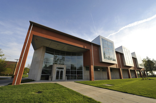 The Richard E. Peeler Art Center