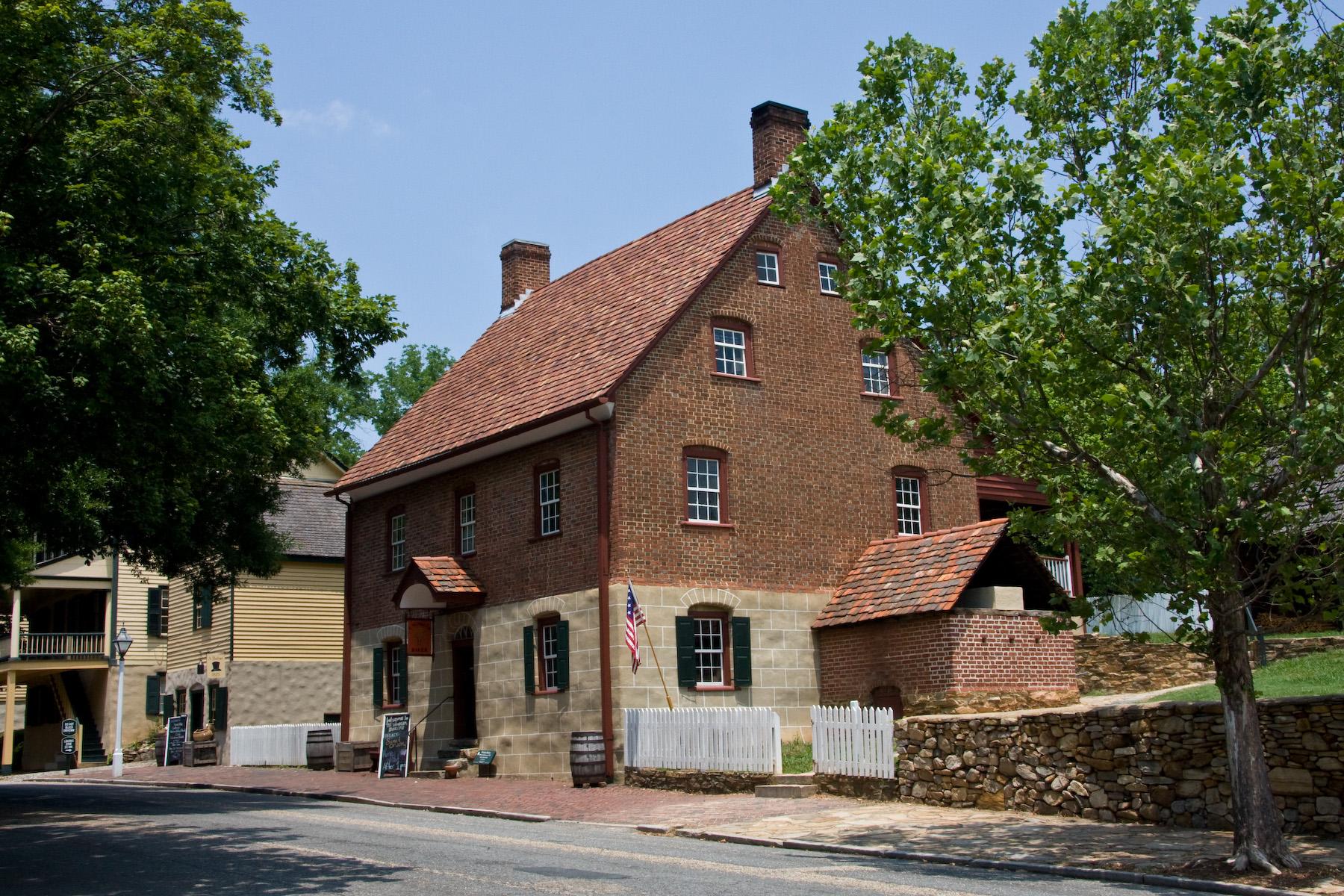 Old Salem Building