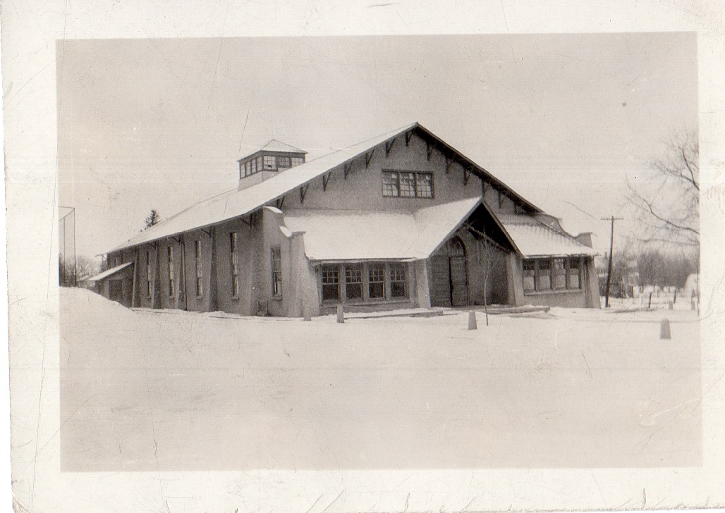 Gymnasium-Auditorium