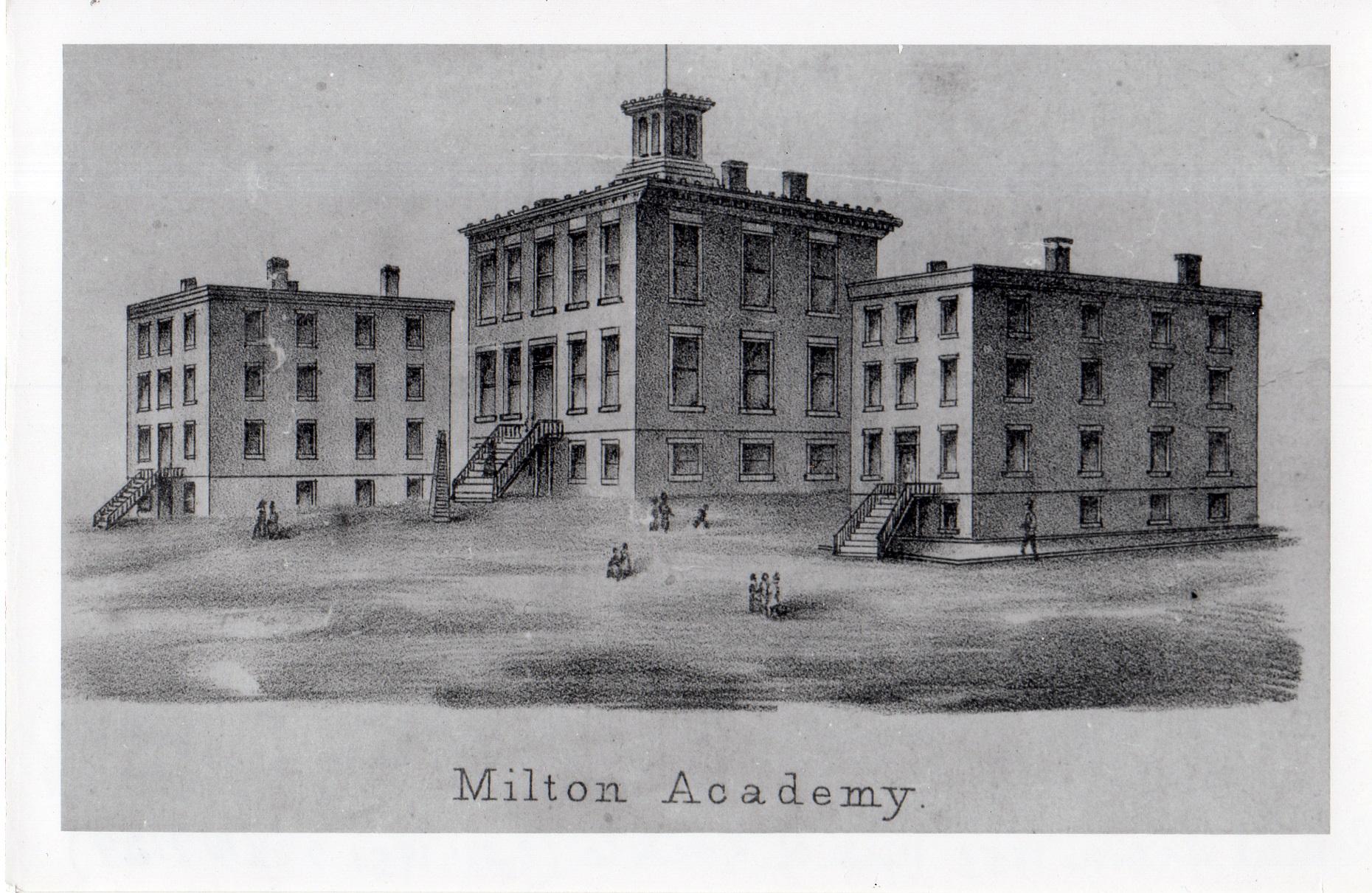 Milton Academy/Milton College