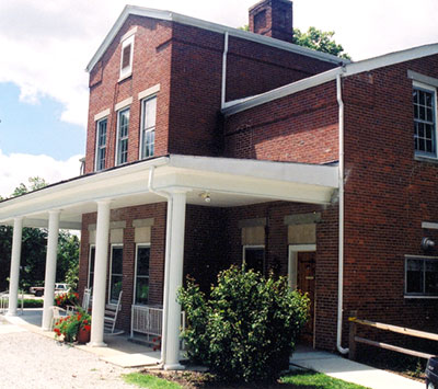The Southern Indiana Center for Arts was established thanks the efforts of musician John Mellencamp.