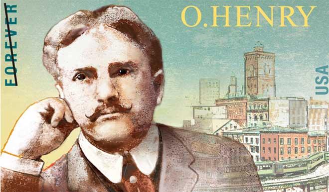 O. Henry Memorial Stamp